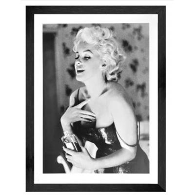Wall Art Marilyn Monroe met Chanel